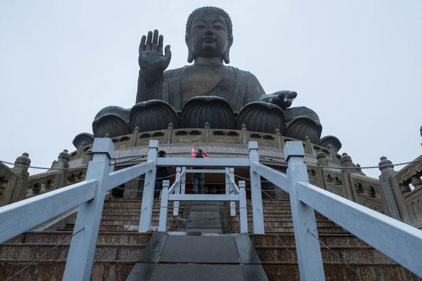 香港「昴坪(ゴンピン)の天壇大仏」