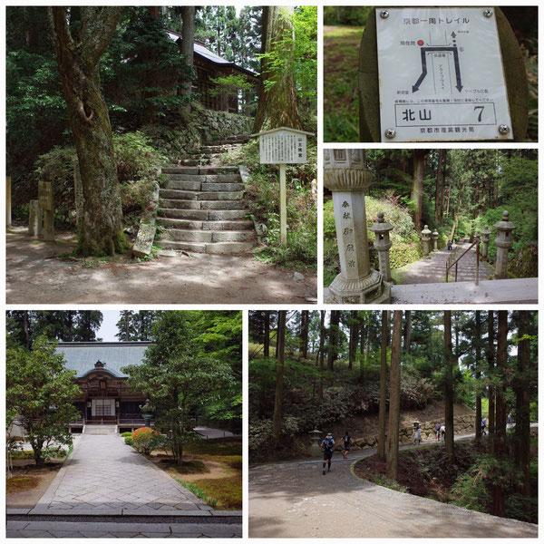 京都一周トレイル 北山東部コース 「北山7」(比叡山)