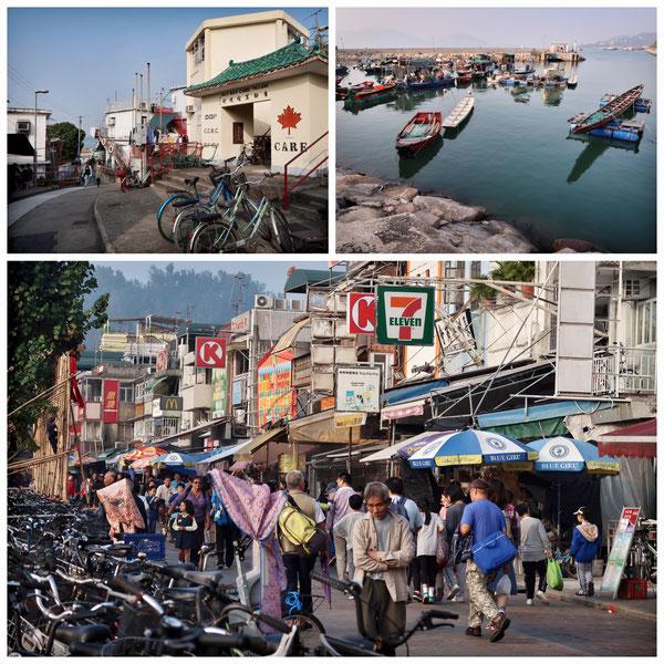 香港 長州島