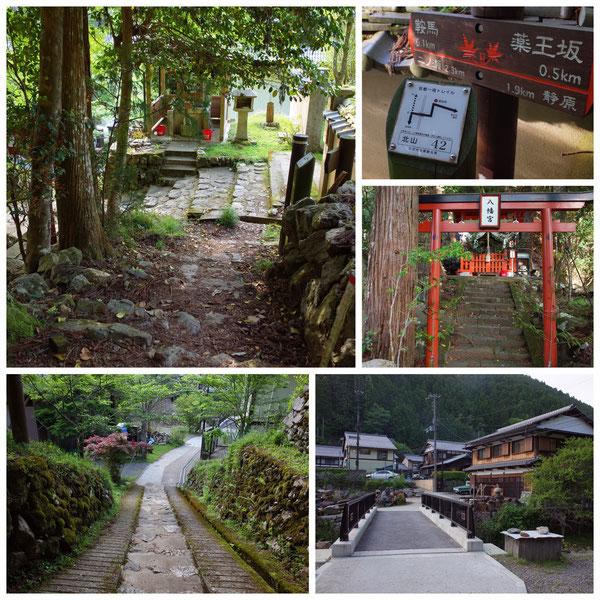 京都一周トレイル 北山東部コース 「北山42」鞍馬