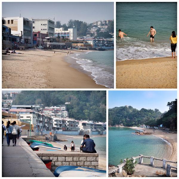 香港 長州島 ビーチ