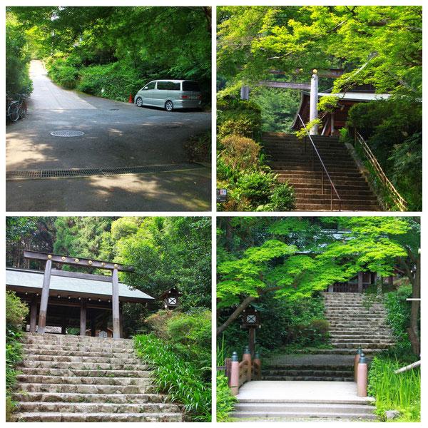 京都一周トレイル 東山コース 「東山33-1」(日光大神宮)