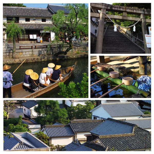 倉敷 美観地区 神社