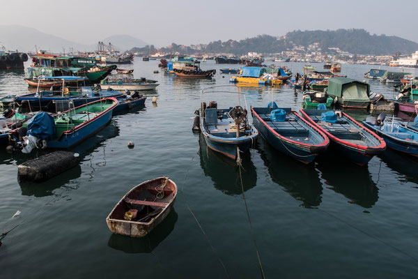 香港 長州島 ボート