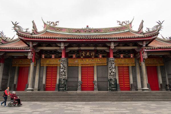 台湾・台北「行天宮」