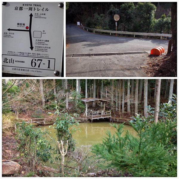 【京都トレイル北山西部コース】「北山67-1」