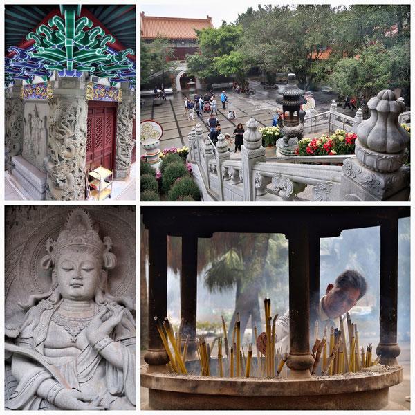 香港「宝蓮禅寺」