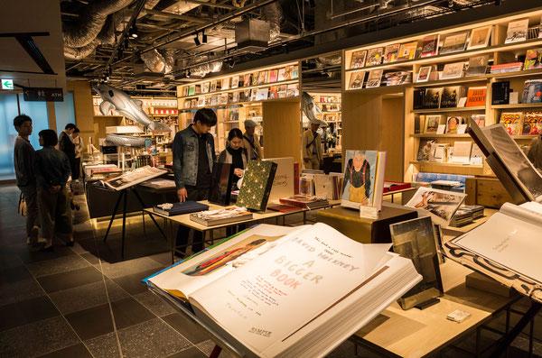 東京「GINZA SIX銀座シックス」蔦屋書店