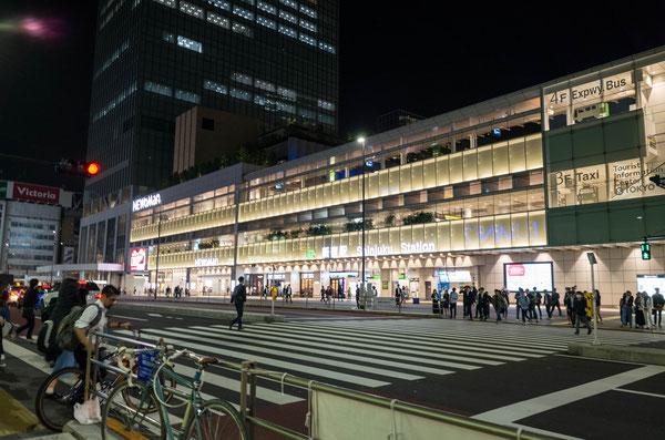 新宿バスターミナル 「バスタ新宿」外観
