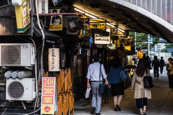 東京 銀座・有楽町周辺