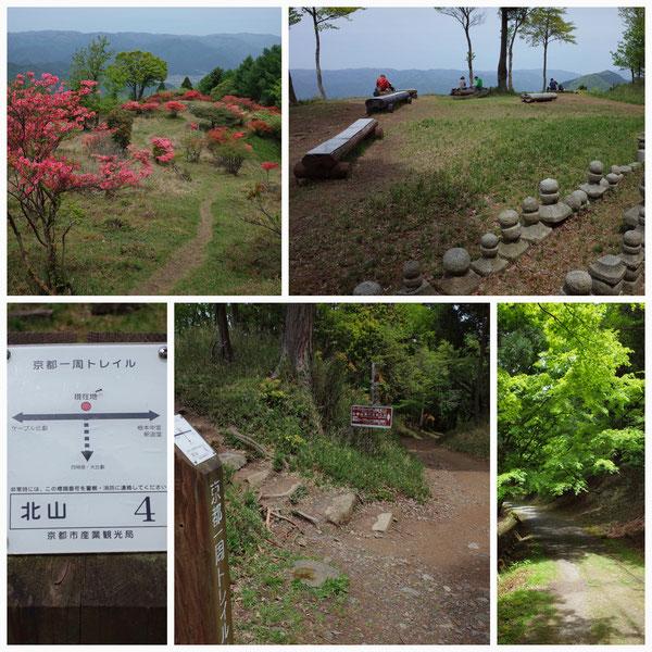 京都一周トレイル 北山東部コース 「北山4」(比叡山)