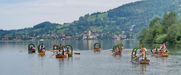 Alt-Schlierseer-Kirchtag am Sonntag, 5. August 2018