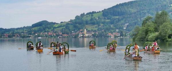 Schlierseer Kirchtag im August