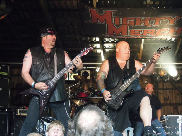Blacksmith - Headbangers Open Air - 28.07.2012