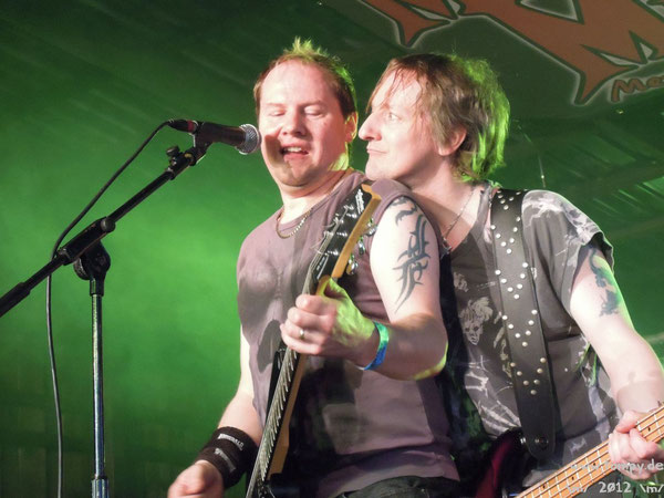 Black Rose - Headbangers Open Air - 28.07.2012