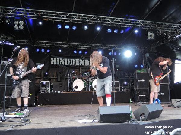 Mindbender Black Way Open Air 2014 BWOA