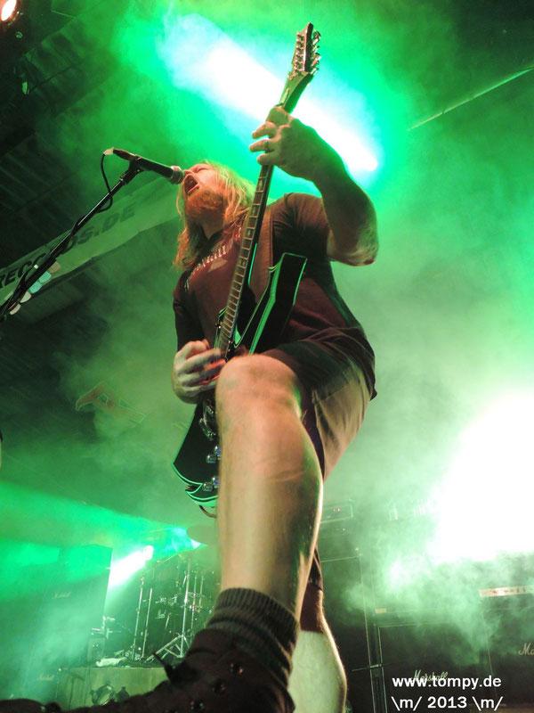 Overkill Headbangers Open Air 2013
