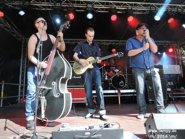 Rock A Radio Band