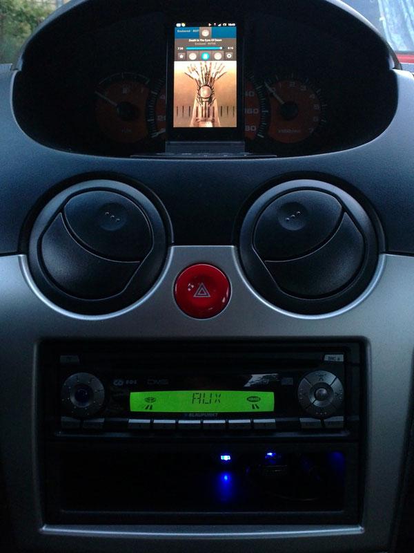 BeeWi BBA 100 Chevrolet Matiz Sony Xperia U Bluetooth Blaupunkt