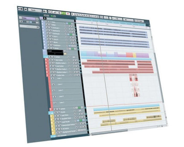 Cubase 6 -New Looks but familar functions to previous versions