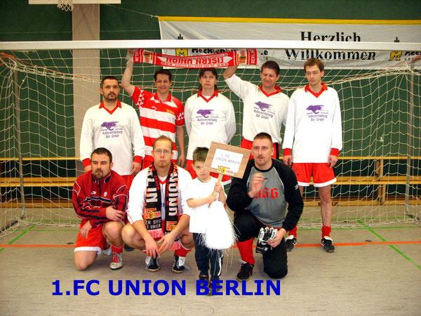 1.FC UNION BERLIN- Andre und Freunde Treuenbrietzen