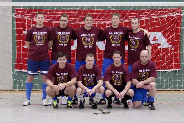 West Ham United -Schrammi Allstars Jüterbog