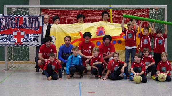 FC Liverpool - Malterhausen Allstars