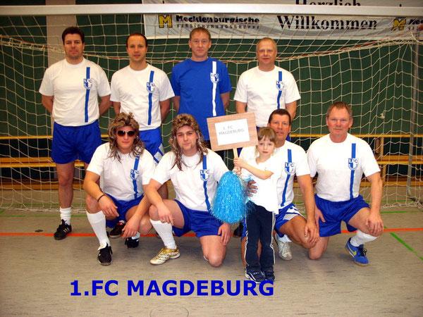 1.FC MAGDEBURG- Borkheide Allstars