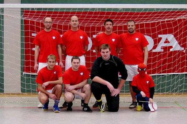 Tottenham Hotspurs - Fusshupe 09 Treuenbrietzen