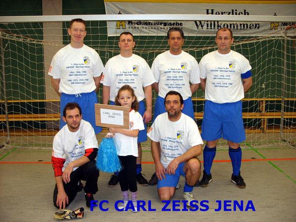 FC CARL ZEISS JENA- HSV-Fanklub Fläming