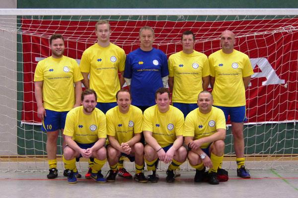 Leeds United- Borkheide Allstars