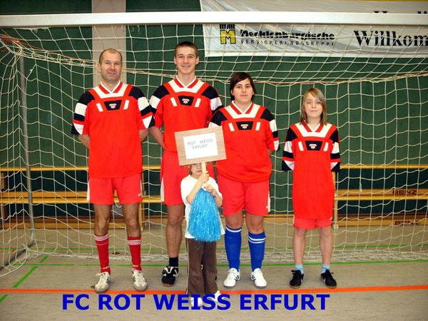 FC ROT WEISS ERFURT- Rde Devils Treuenbrietzen
