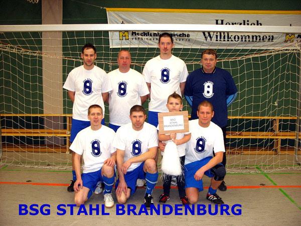 BSG STAHL BRANDENBURG- Eintracht Feldheim