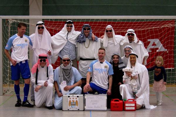 Manchester City-Unionfans Treuenbrietzen