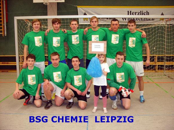 BSG CHEMIE LEIPZIG- Jugendklub Schlalach