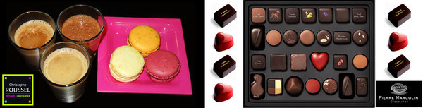 Parcours Love Chocolate