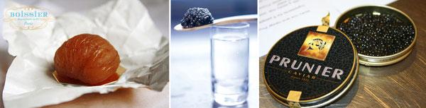 Parcours Marron Glacé & Caviar Français