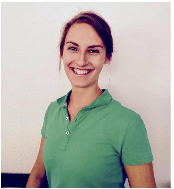 Natalie Cremer in der Frontalansicht