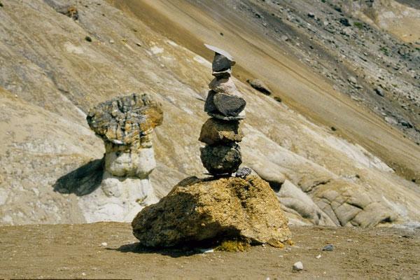 Paso Cuyoc 5000m Cordillera Huayhuash