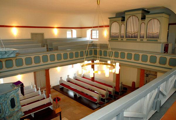 Evangelische Kirche Heftrich