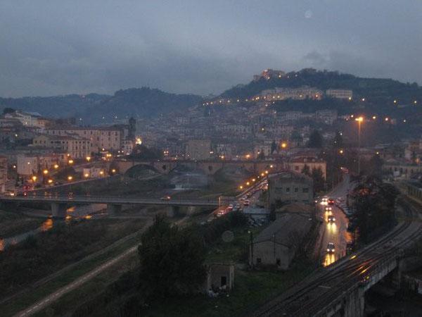 IL centro storico di notte