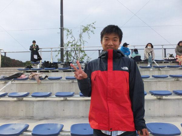 卒業生 杉山侑也!7期生です。現在は平塚学園高校で活躍中です!