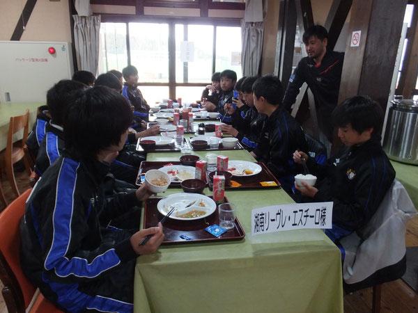 山田コーチから、食事についてのお話