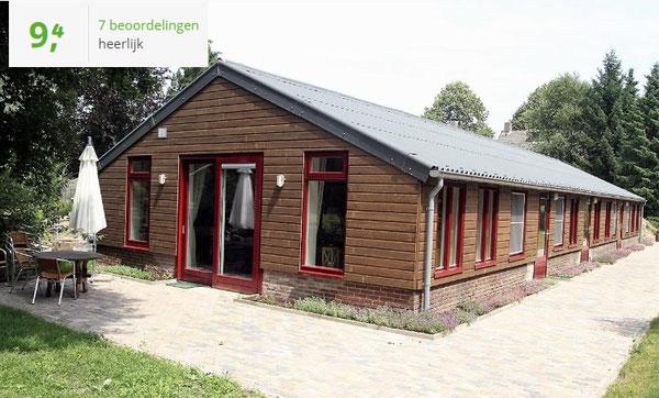 Te huur Luxe particulier vakantiehuis voor 6 personen aan het riviertje de Raam in Noord Brabant met Wifi, honden toegestaan