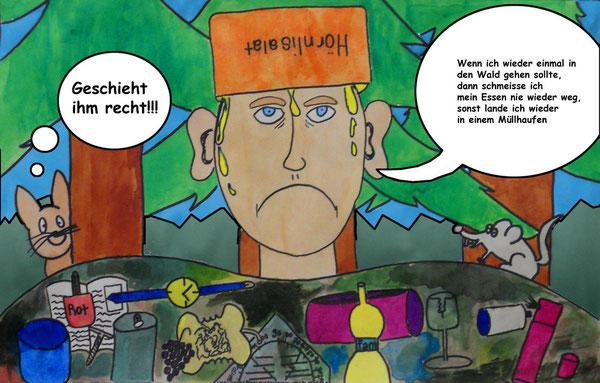Thomas Hauser - BG-Unterricht