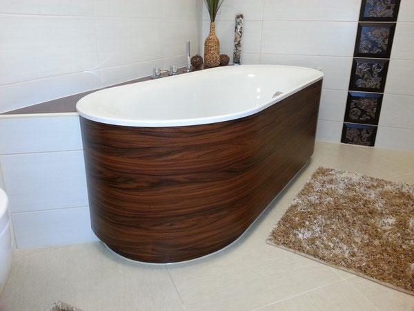 Man kann es kaum glauben, aber das Bad ist fertig! Nach vielen vielen Monaten! Puhh!