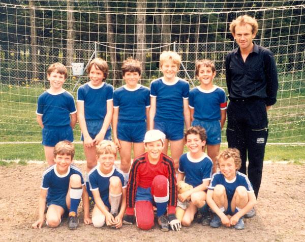 Junioren E 1983/84