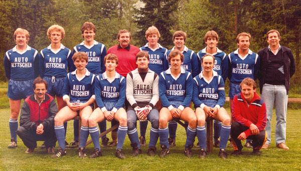 3. Liga FC Reichenbach 1983/84