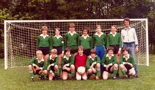 Junioren C 1981/82