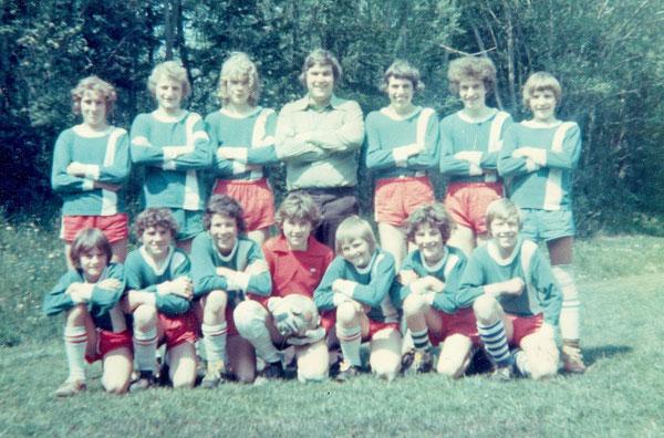 Junioren C 1975/76